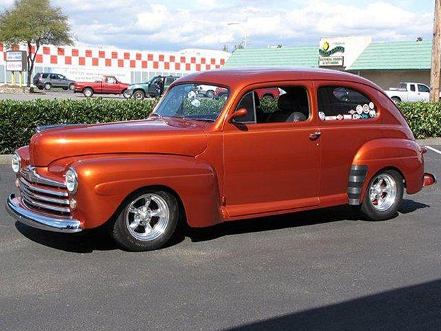 1948 FORD ALL STEEL2 DR. SEDAN | 874189