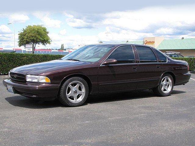 1996 Chevrolet Impala SS | 874190