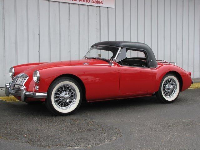 1959 MG MGA | 874192