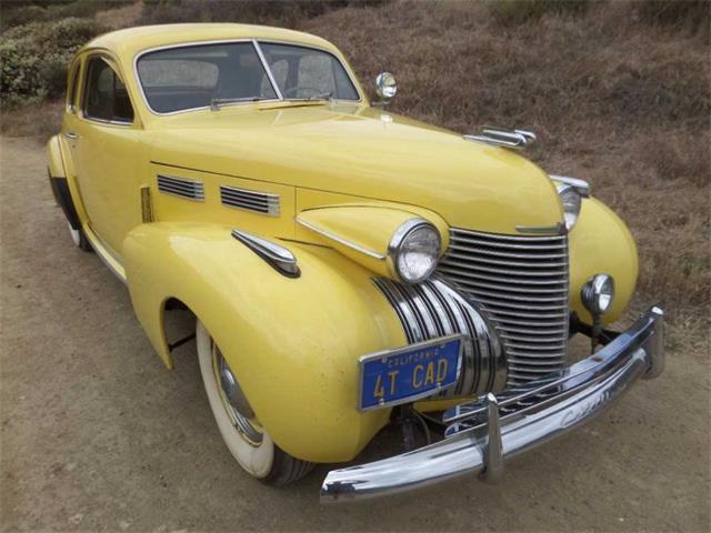 1940 Cadillac Series 62 | 874198