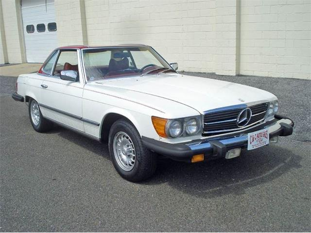 1978 Mercedes-Benz 450SL | 874222