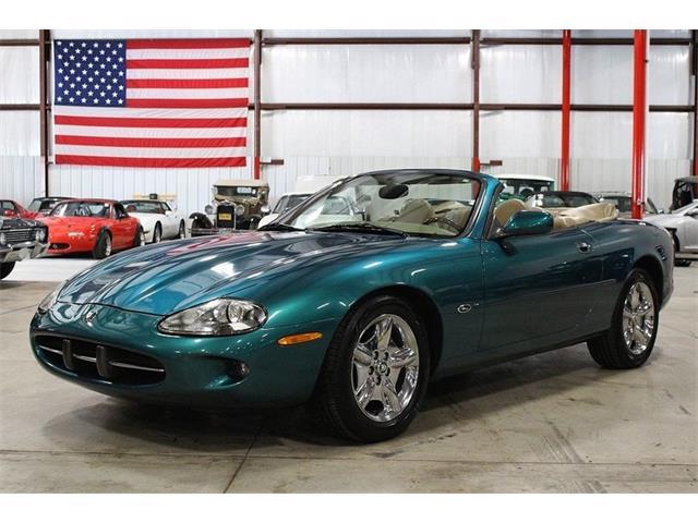 1997 Jaguar XK8 | 874250