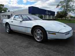 Picture of 1990 Chevrolet Corvette located in Troy Michigan - IQLO