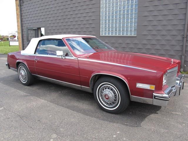 1985 Cadillac Eldorado | 874297