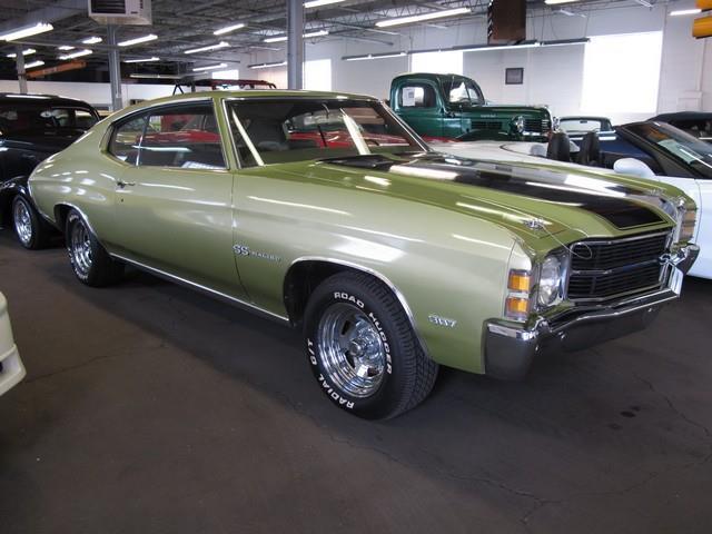1971 Chevrolet Malibu | 874305