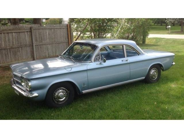 1963 Chevrolet Corvair | 874311