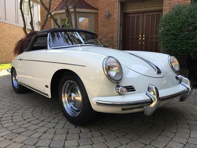 1961 PORSCHE 356 B SUPER 90 | 874316