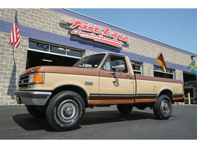 1989 Ford F250 | 874327