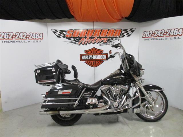 2002 Harley-Davidson® Police & Fire FLHP - Road King® Police   874331