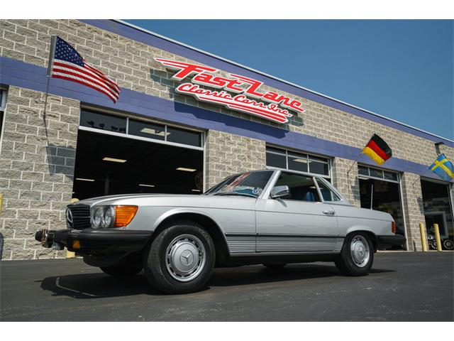 1977 Mercedes-Benz 450 | 874334