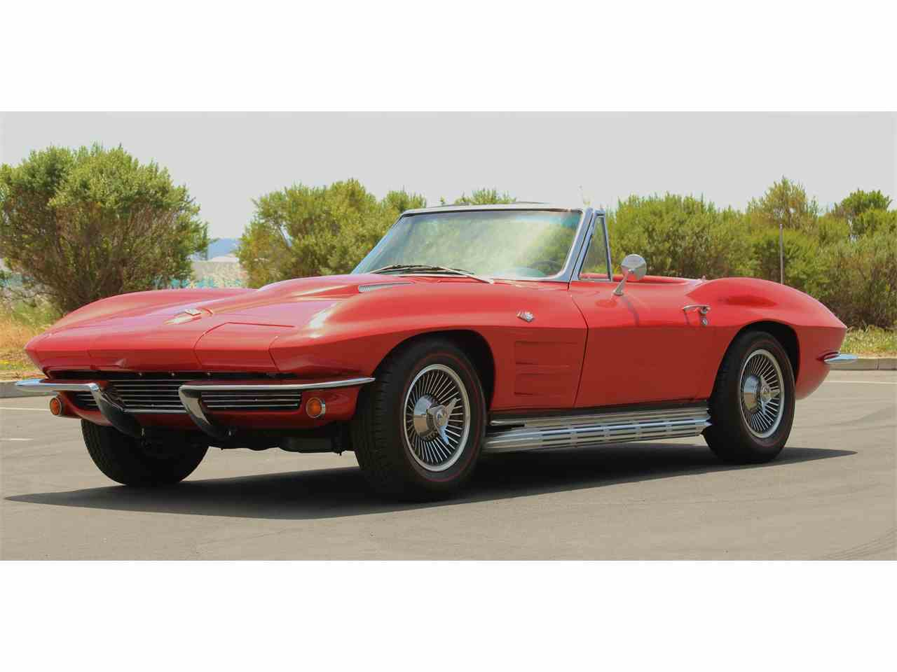 1964 chevrolet corvette for sale cc 874346. Black Bedroom Furniture Sets. Home Design Ideas