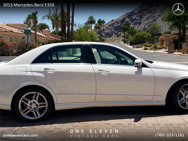 2013 Mercedes-Benz E350 | 874348