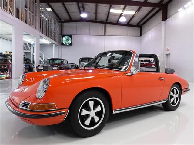 1968 Porsche 911S | 874376