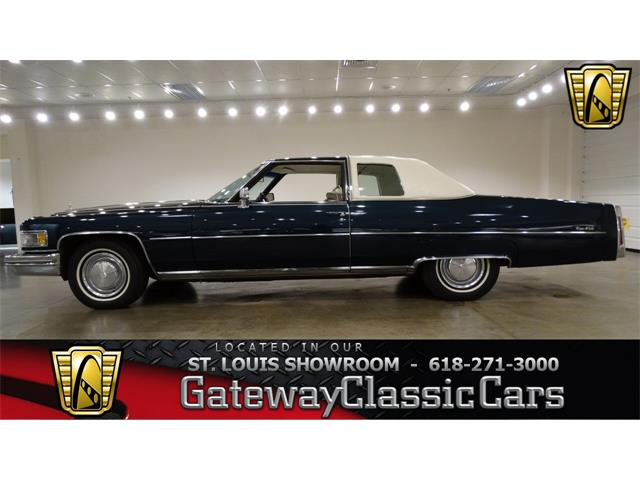 1975 Cadillac Coupe DeVille | 874380