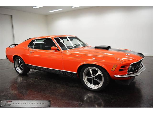 1970 Ford Mustang | 874384