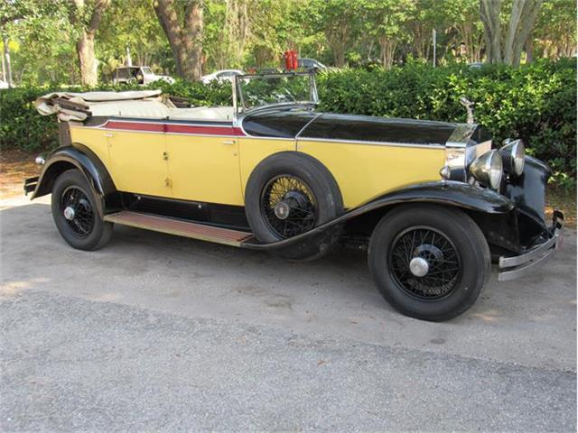1931 Rolls-Royce Phantom I | 874412