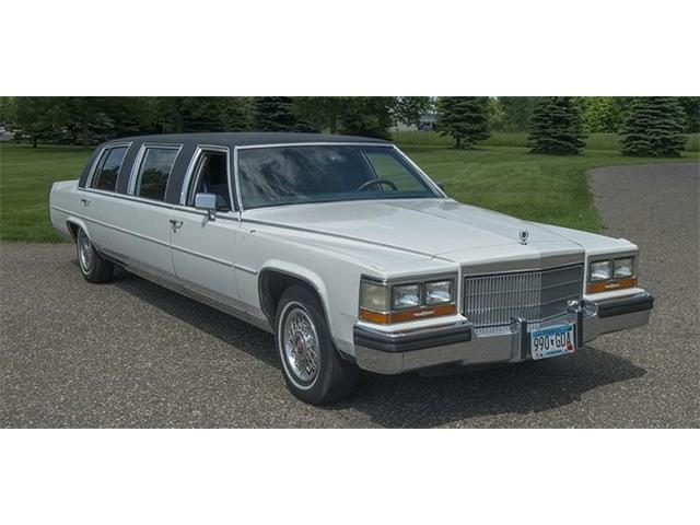 1989 Cadillac Limousine | 874416