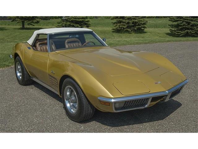 1971 Chevrolet Corvette | 874428