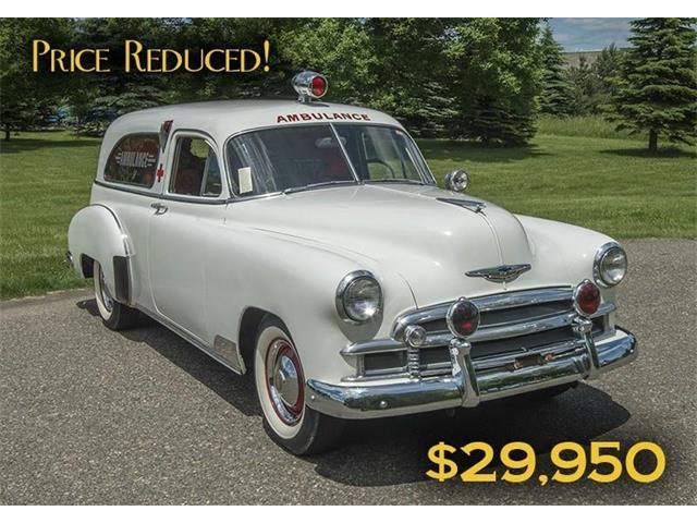 1950 Chevrolet Ambulance | 874434