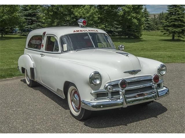 1950 Chevrolet Ambulance | 874434
