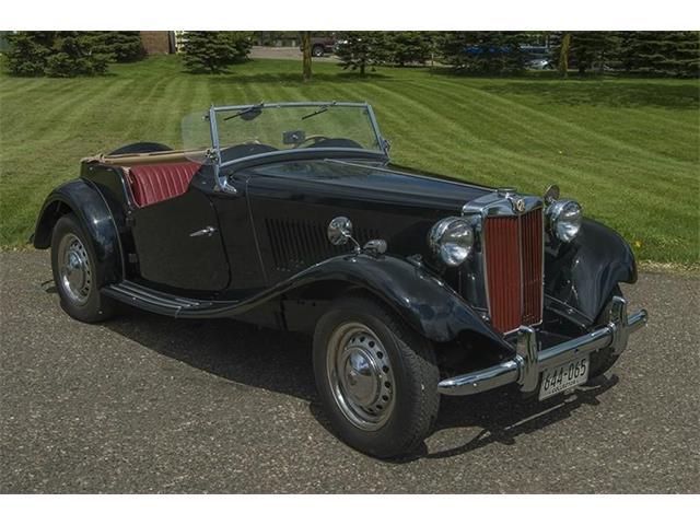 1951 MG TD   874442