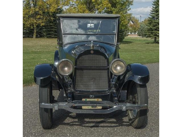 1922 Willys Knight | 874444