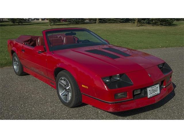 1987 Chevrolet Camaro | 874450