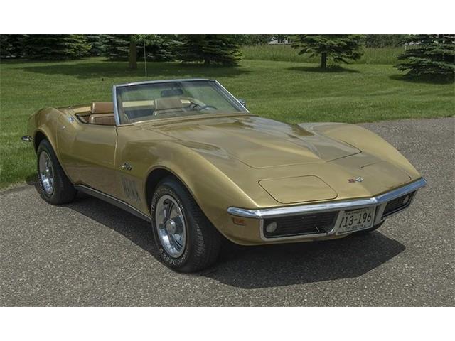 1969 Chevrolet Corvette | 874451