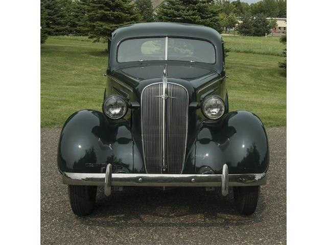 1936 Chevrolet 2-Dr Sedan | 874454