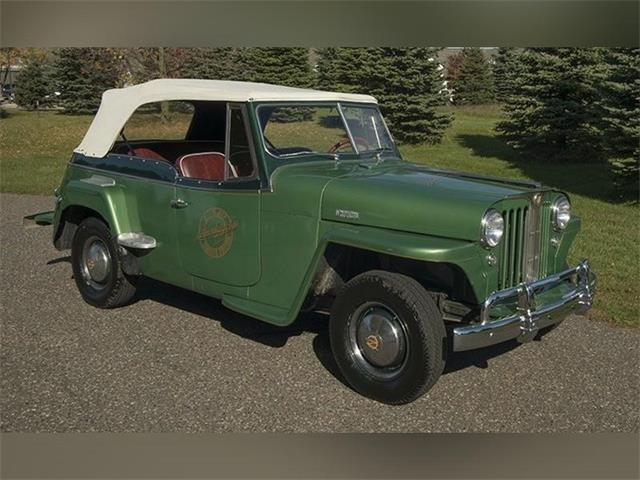 1949 Willys Jeepster | 874455