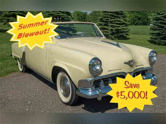 1952 Studebaker Champion Convertible | 874461