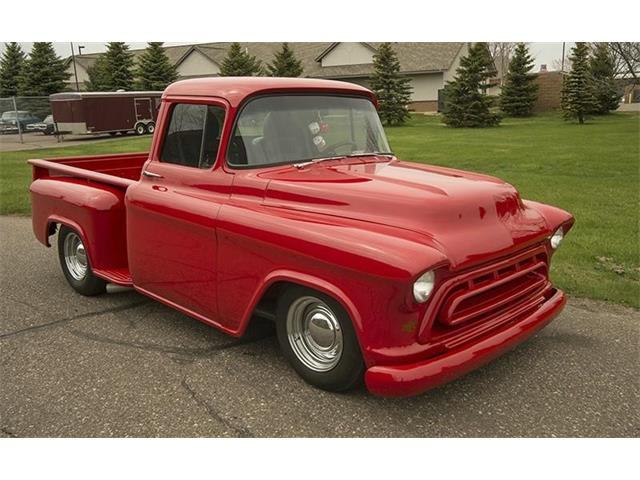 1957 Chevrolet 1/2 Ton Step Side Pickup | 874470