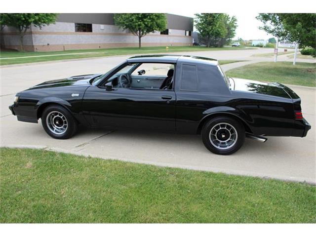 1987 Buick Grand National | 874486