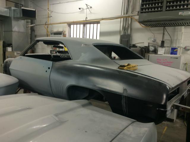 1969 Chevrolet Camaro | 874513