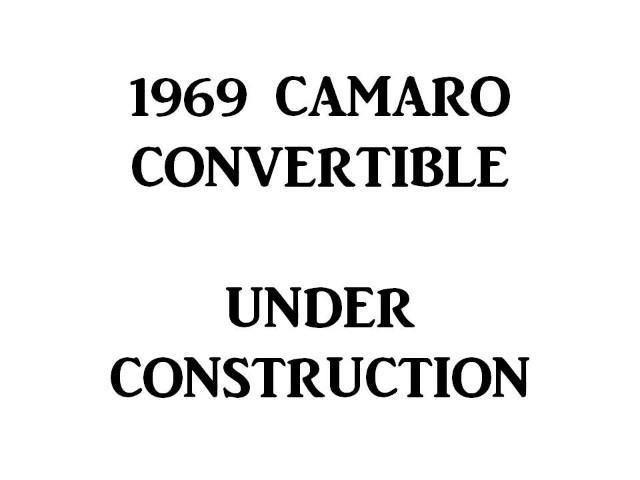 1969 Chevrolet Camaro | 874516