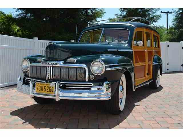Picture of '48 Woody Wagon - IQS7