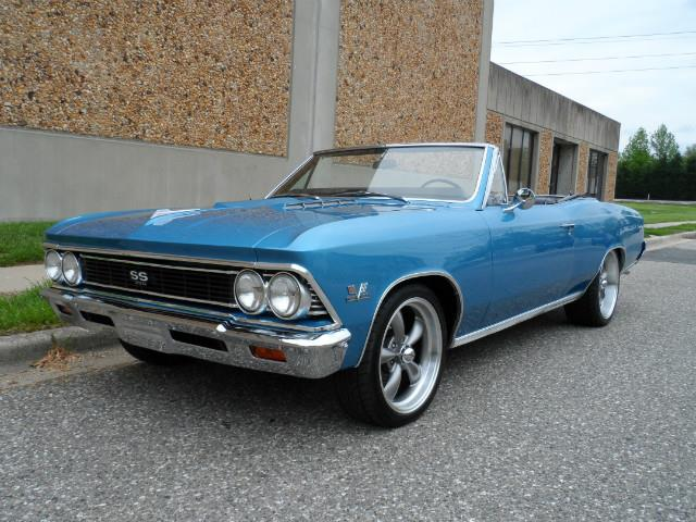 1966 Chevrolet Chevelle | 874520