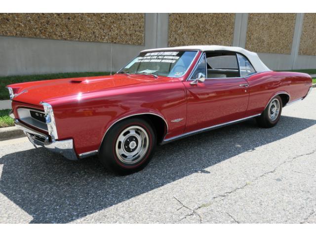 1966 Pontiac GTO | 874525
