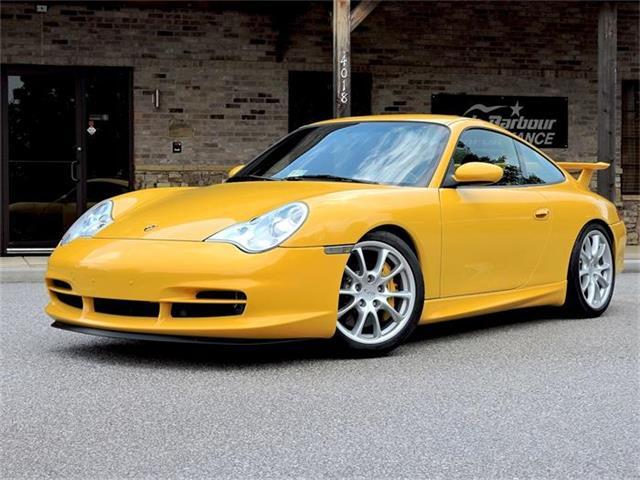 2004 Porsche 911 GT3 | 874538