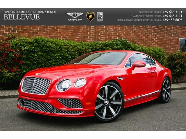 2016 Bentley Continental | 874541