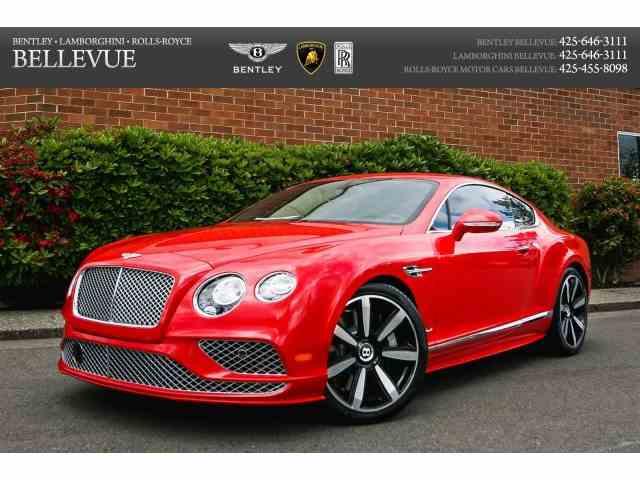 2016 Bentley Continental | 874541