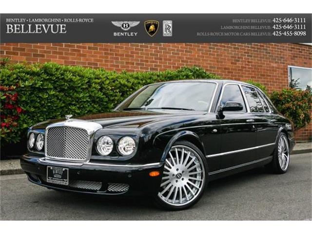 2009 Bentley Arnage | 874542