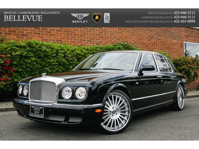 2009 Bentley Arnage | 874542