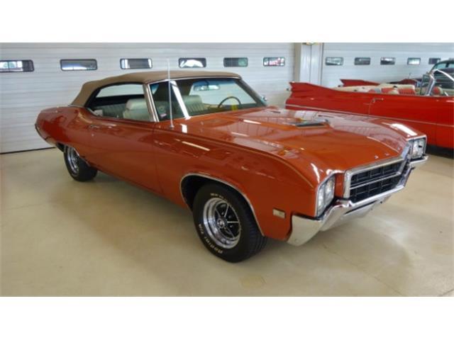 1969 Buick Gran Sport GS 400 | 874548