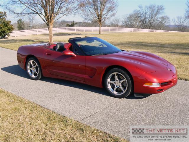 2000 Chevrolet Corvette | 874553