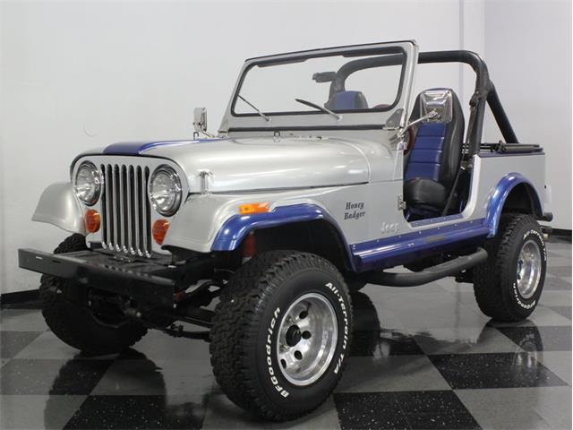 1985 Jeep CJ7   874556