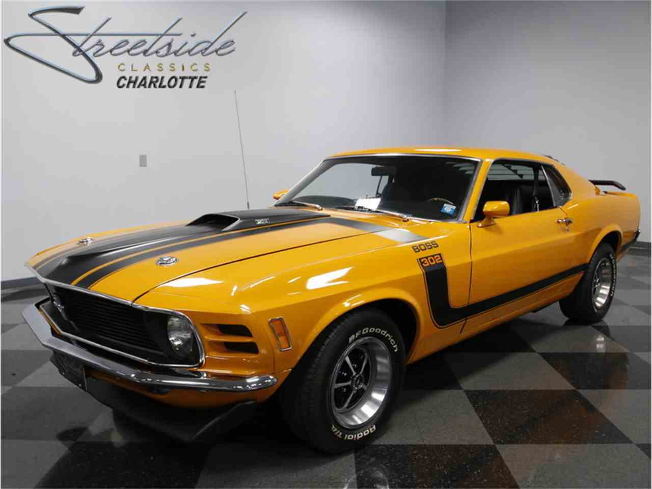Large Picture of '70 Mustang Boss 302 Tribute - IQT9