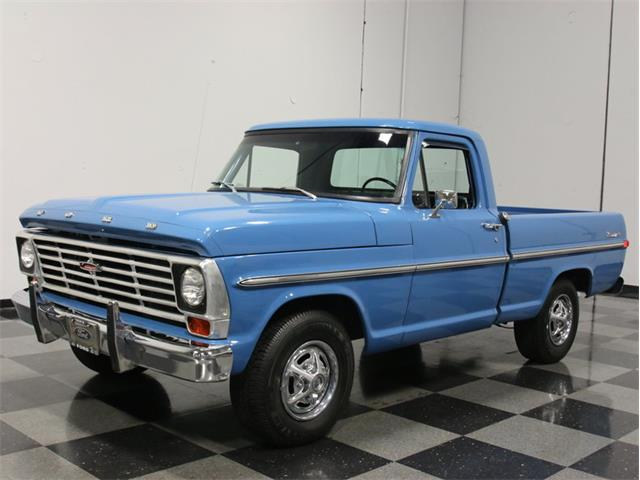 1969 Ford F100 | 874558