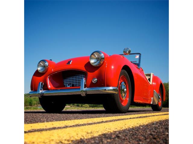 1955 Triumph TR2 | 874565
