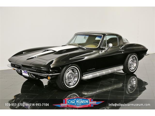1967 Chevrolet Corvette Sting Ray Coupe | 874567